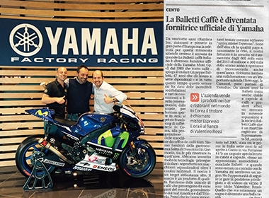 Yamaha & co.
